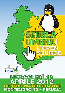 evento La Scuola Umbra per l'Open Suorce